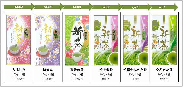 2021年_新茶案内(縮小版)